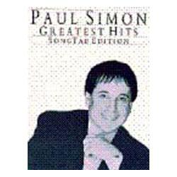 Image for Paul Simon Greatest Hits (TAB) from SamAsh