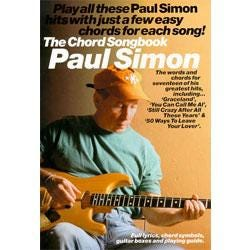 Image for The Chord Songbook Paul Simon (Guitar) from SamAsh
