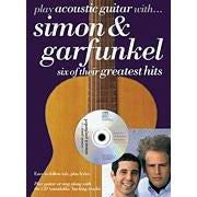 Hal Leonard Play Acoustic Guitar With Simon & Garfunkel-BCD