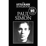 Hal Leonard Paul Simon – The Little Black Songbook