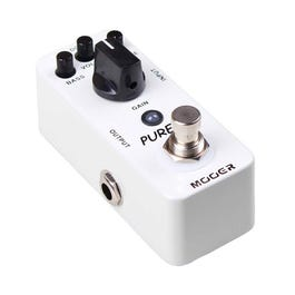 Image for Micro Pure Boost Clean Boost Guitar Effects Pedal from SamAsh