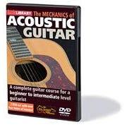 Hal Leonard Hodgson-Mechanics of Acoustic Guitar Lick Library DVD
