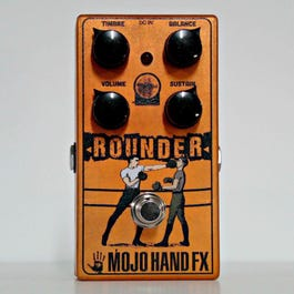 Image for Rounder Fuzz Effect Pedal from SamAsh