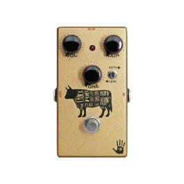 Image for Sacred Cow Overdrive Effect Pedal from SamAsh