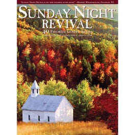 Image for Sunday Night Revival: 40 Favorite Gospel Songs Arranged for Piano from SamAsh