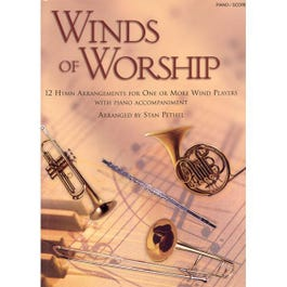 Image for Winds of Worship (Piano/Score) from SamAsh
