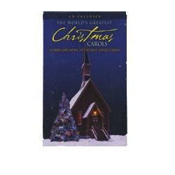 Image for World's Greatest Christmas Carols (Book and CD) from SamAsh
