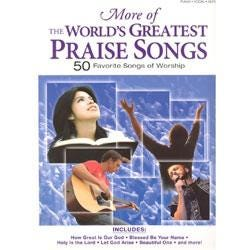 Image for More of the Worlds Greatest Praise Songs (Piano/Vocal/Guitar) from SamAsh