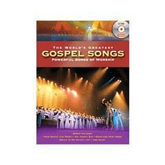 Image for The World's Greatest Gospel Songs (Book and CD) from SamAsh