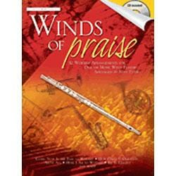 Image for Winds of Praise (Flute) (Book and CD) from SamAsh