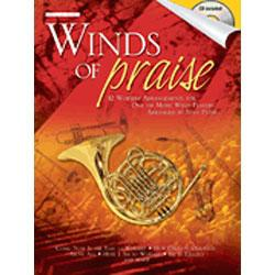 Image for Winds of Praise (French Horn) (Book and CD) from SamAsh