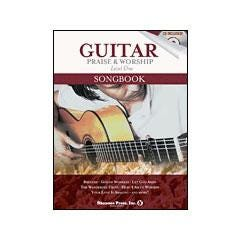Image for Guitar Praise & Worship Songbook (Book and CD) from SamAsh