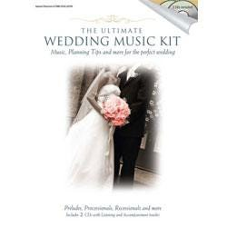Image for Ultimate Wedding Music Kit (Book and CD) from SamAsh