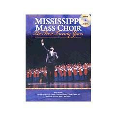 Image for Mississippi Mass Choir (Book and CD-ROM Pack) from SamAsh