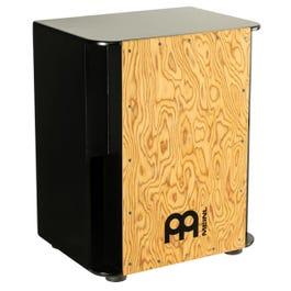 Meinl Percussion Vertical Subwoofer Series Cajon - Makah Burl