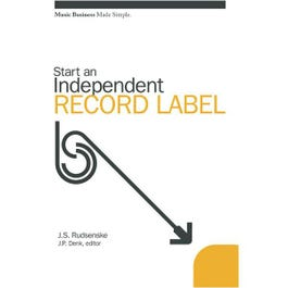 Image for Music Business Made Simple: Start An Independent Record Label from SamAsh