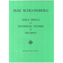 Image for Daily Drills and Technical Studies for Trumpet from SamAsh