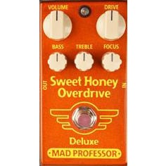 Image for Sweet Honey Overdrive Deluxe Effect Pedal from SamAsh