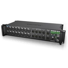 MOTU Stage-B16 Stage Box, Rackmount Mixer and Audio Interface