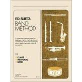 Ed Sueta Band Method -Baritone Sax  1 BK+ Audio Online