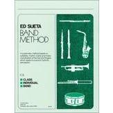 Ed Sueta Band Method -Tenor Sax 2-BK+Audio Online