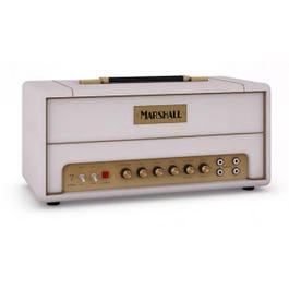 Marshall Limited Edition Studio Vintage SV20HWH White Elephant Grain 20-Watt Guitar Amplifier Head