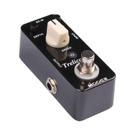 Image for Trelicopter Optical Tremolo Effect Pedal from SamAsh