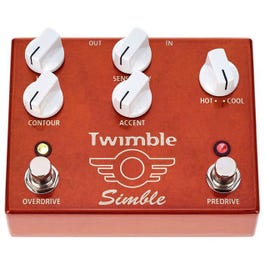 Image for Twimble Overdrive Effect Pedal from SamAsh