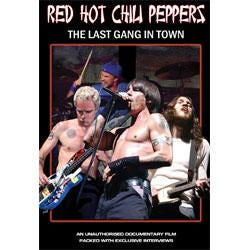 Image for Red Hot Chili Peppers Last Gang In Town (DVD) from SamAsh