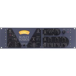 Image for VoxBox Tube Opto Compressor and Microphone Preamp from SamAsh