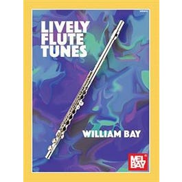 Mel Bay Lively Flute Tunes (Book)