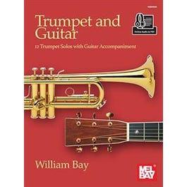 Mel Bay Trumpet and Guitar (Book+Insert+Online Audio+PDF Supplement)