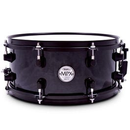 """Image for 13""""X6"""" MPX Birch Snare Drum, Transparent Midnight Black from SamAsh"""