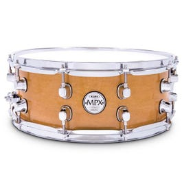 """Image for 14""""X5.5"""" MPX Maple Snare Drum, Natural Gloss from SamAsh"""