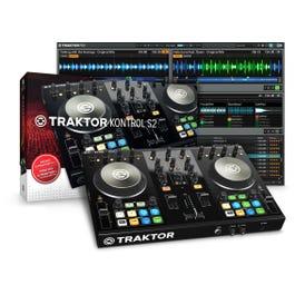 Image for Traktor Kontrol S2 MK2 2+1 Channel DJ System from SamAsh