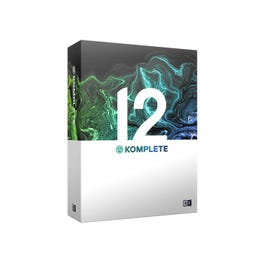 Image for KOMPLETE 12 Full Version from SamAsh