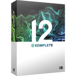 Image for KOMPLETE 12 Upgrade KOMPLETE Select to KOMPLETE 12 from SamAsh