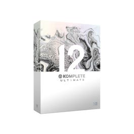 Image for KOMPLETE 12 Ultimate Collectors Edition Upgrades KOMPLETE 8-12 to KOMPLETE Collectors Edition from SamAsh
