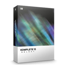 Image for KOMPLETE 13 Select (Boxed Full Version) from SamAsh