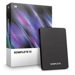 Image for KOMPLETE 13 (Boxed Full Version) from SamAsh