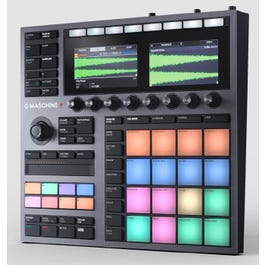 Image for Maschine+ Standalone Production and Performance Instrument from SamAsh
