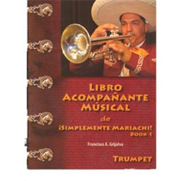Image for Mariachi Accompaniment Trumpet Book 1 from SamAsh