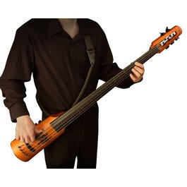 Image for Boomerang Strap System for NS Cello and Upright Bass from SamAsh