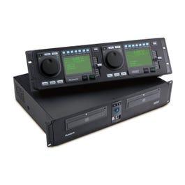 Numark HDCD1 Hard Drive and Dual CD Player System (Demo)