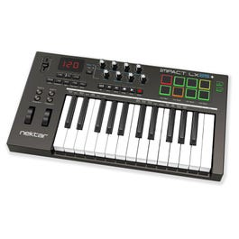 Image for Impact LX25+ USB MIDI Controller from SamAsh