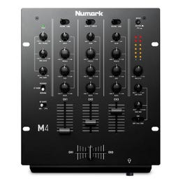 Image for M4 3-Channel Scratch DJ Mixer from SamAsh