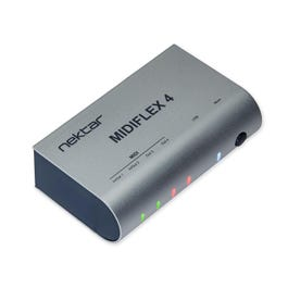 Image for Midiflex 4 Compact MIDI Interface from SamAsh