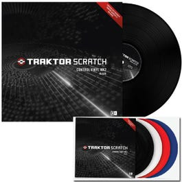 Image for TRAKTOR SCRATCH Control Vinyl MK2 from SamAsh