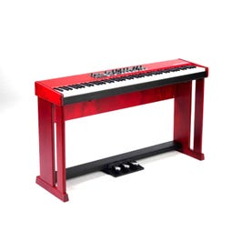 Image for Wooden Keyboard Stand from SamAsh