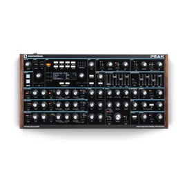 Image for Peak Analog Synthesizer from SamAsh